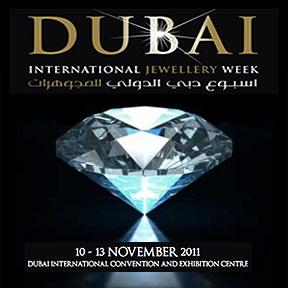 Сплеш Международной недели ювелирной моды в Дубае
