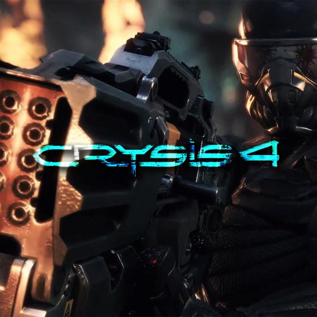 Crysis 4. Jewelry edition. Никогда такого не было, и вот опять… Ювелирный апокалипсис